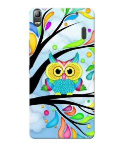 Spring Owl Lenovo K3 Note Mobile Cover