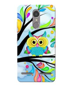 Spring Owl Lenovo K6 Power Mobile Cover