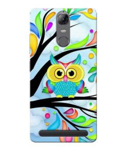 Spring Owl Lenovo Vibe K5 Note Mobile Cover