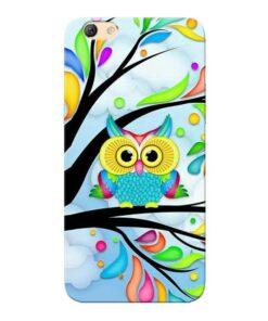 Spring Owl Oppo F3 Mobile Cover