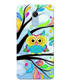 Spring Owl Xiaomi Redmi Note 4 Mobile Cover