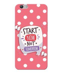 Start Now Oppo F1s Mobile Cover