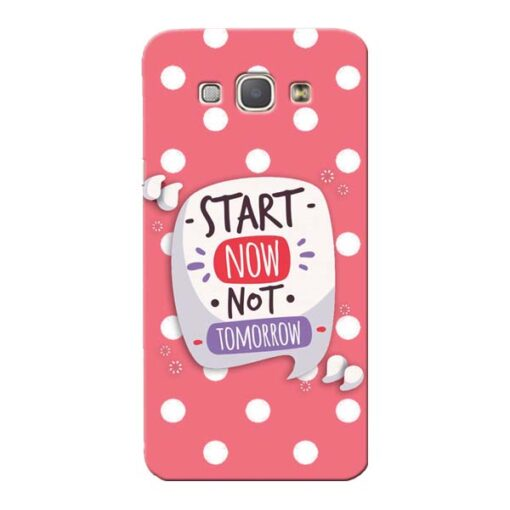 Start Now Samsung Galaxy A8 2015 Mobile Cover