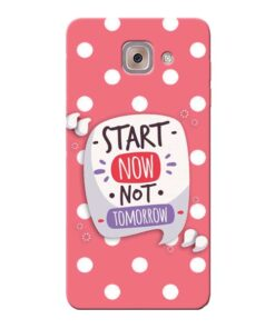 Start Now Samsung Galaxy J7 Max Mobile Cover