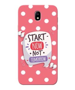 Start Now Samsung Galaxy J7 Pro Mobile Cover