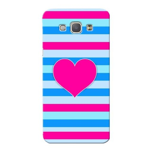 Stripes Line Samsung Galaxy A8 2015 Mobile Cover