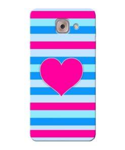 Stripes Line Samsung Galaxy J7 Max Mobile Cover