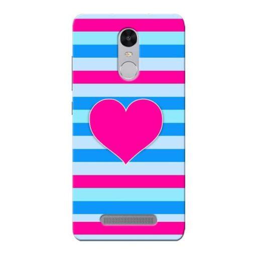 Stripes Line Xiaomi Redmi Note 3 Mobile Cover