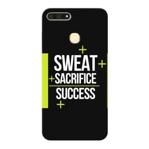 Success Honor 7A Mobile Cover