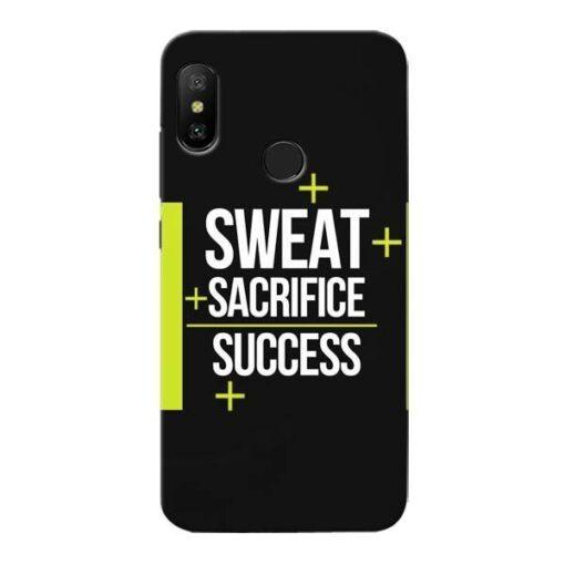 Success Xiaomi Redmi 6 Pro Mobile Cover