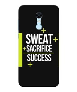 Success Xiaomi Redmi Note 5 Mobile Cover