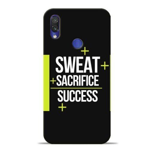 Success Xiaomi Redmi Note 7 Mobile Cover