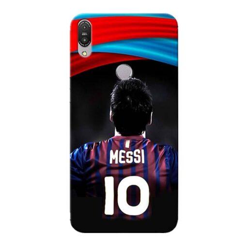 Super Messi Asus Zenfone Max Pro M1 Mobile Cover