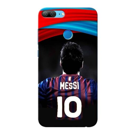 Super Messi Honor 9 Lite Mobile Cover