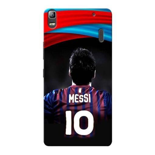 Super Messi Lenovo K3 Note Mobile Cover