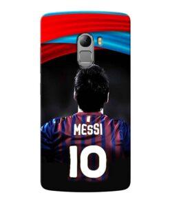 Super Messi Lenovo Vibe K4 Note Mobile Cover