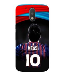 Super Messi Moto G4 Mobile Cover