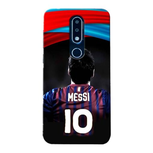 Super Messi Nokia 6.1 Plus Mobile Cover