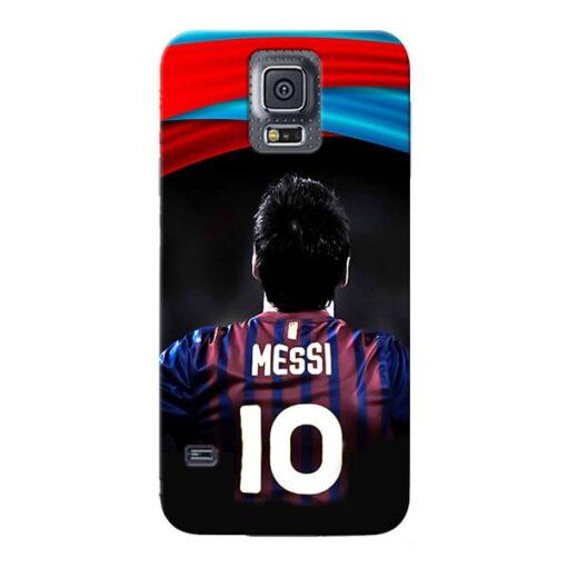 Super Messi Samsung Galaxy S5 Mobile Cover