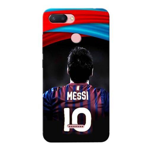 Super Messi Xiaomi Redmi 6 Mobile Cover