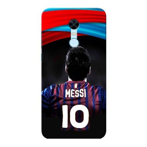 Super Messi Xiaomi Redmi Note 5 Mobile Cover