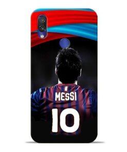 Super Messi Xiaomi Redmi Note 7 Mobile Cover