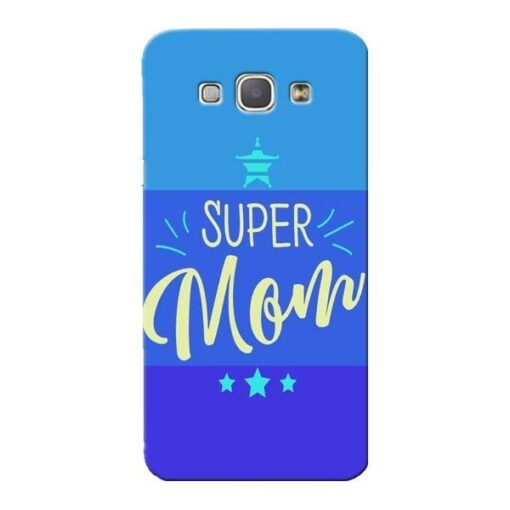Super Mom Samsung Galaxy A8 2015 Mobile Cover