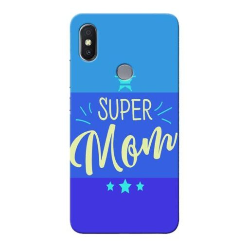 Super Mom Xiaomi Redmi Y2 Mobile Cover