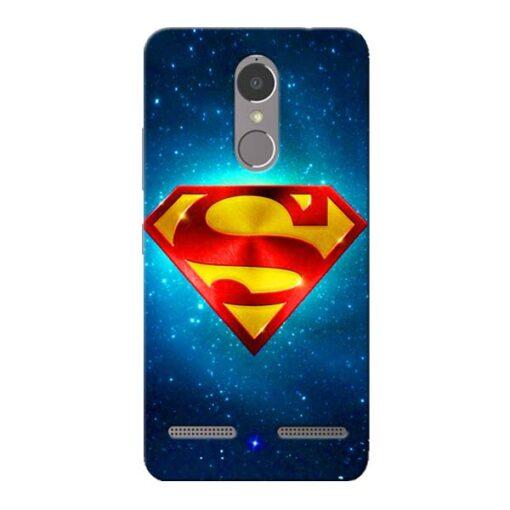 SuperHero Lenovo K6 Power Mobile Cover