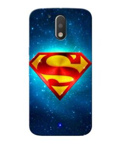 SuperHero Moto G4 Mobile Cover