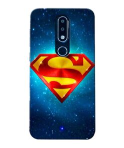 SuperHero Nokia 6.1 Plus Mobile Cover