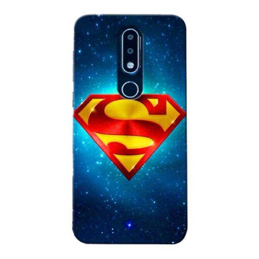 SuperHero Nokia 6.1 Plus Mobile Cover