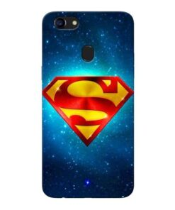 SuperHero Oppo F5 Mobile Cover