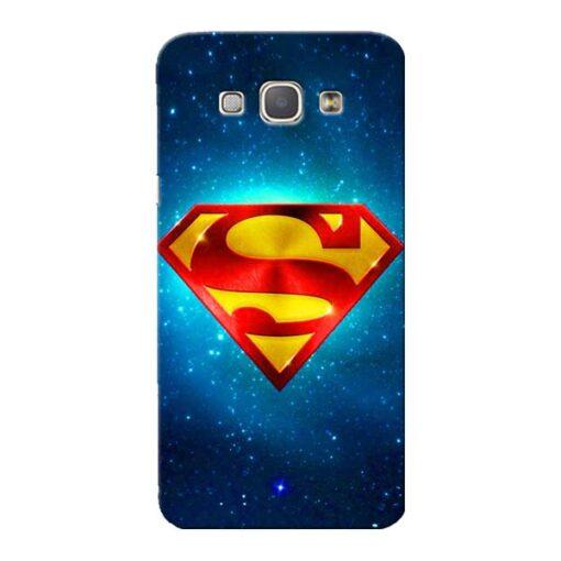 SuperHero Samsung Galaxy A8 2015 Mobile Cover