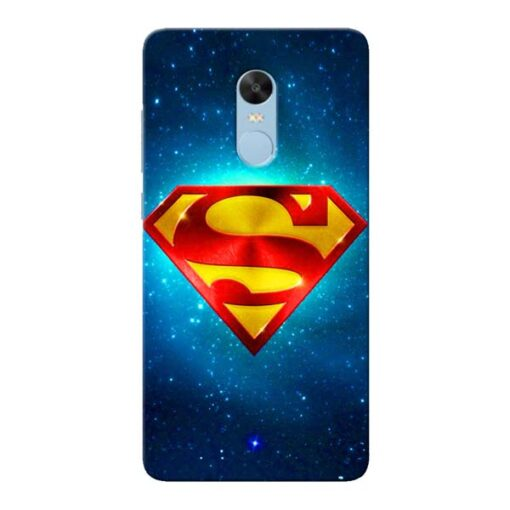 SuperHero Xiaomi Redmi Note 4 Mobile Cover