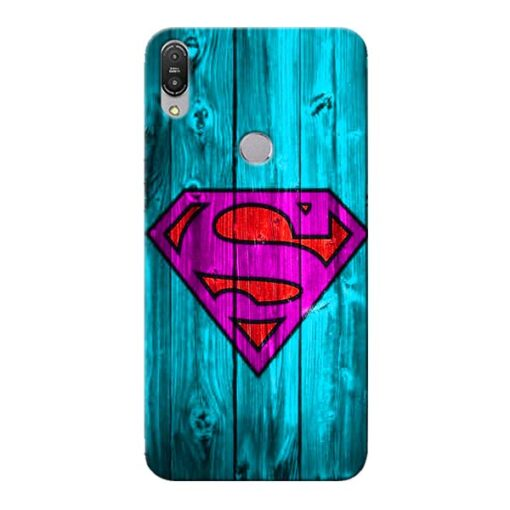 SuperMan Asus Zenfone Max Pro M1 Mobile Cover