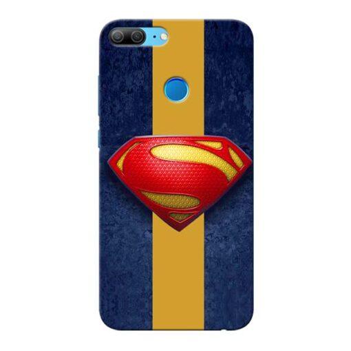 SuperMan Design Honor 9 Lite Mobile Cover