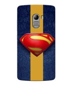 SuperMan Design Lenovo Vibe K4 Note Mobile Cover