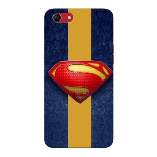 SuperMan Design Oppo A83 Mobile Cover