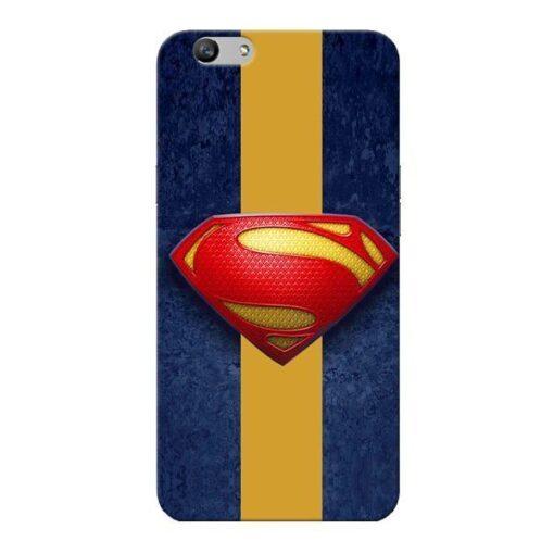SuperMan Design Oppo F1s Mobile Cover