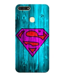 SuperMan Honor 7A Mobile Cover