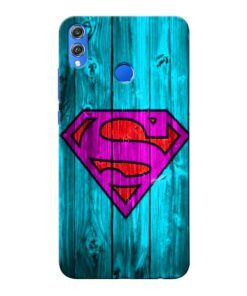 SuperMan Honor 8X Mobile Cover