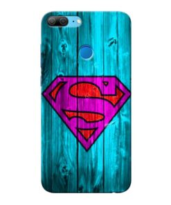 SuperMan Honor 9 Lite Mobile Cover