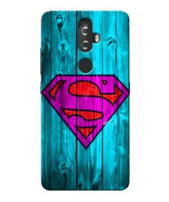 SuperMan Lenovo K8 Plus Mobile Cover