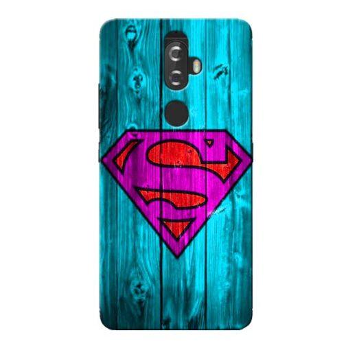 SuperMan Lenovo K8 Plus Mobile Cover