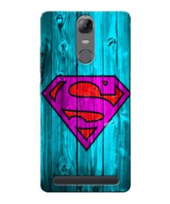 SuperMan Lenovo Vibe K5 Note Mobile Cover