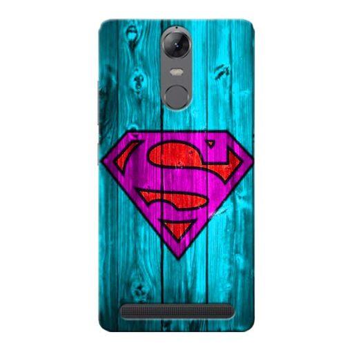 SuperMan Lenovo Vibe K5 Note Mobile Cover
