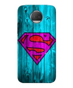 SuperMan Moto G5s Plus Mobile Cover
