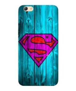 SuperMan Oppo F3 Mobile Cover