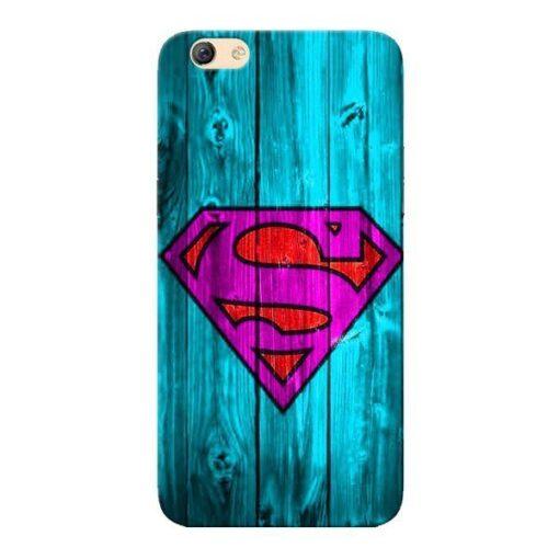 SuperMan Oppo F3 Mobile Cover